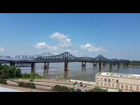 Casinos On The Mississippi River - VIDEO PREVIEW (Vicksburg, MS)