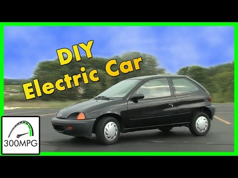 0 Build Your Own Electric Car: Playlist Introduction