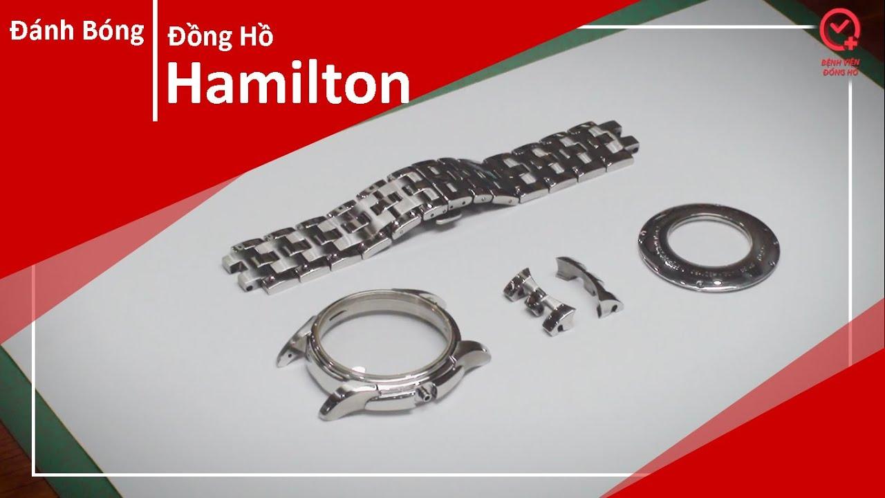 Đánh Bóng Đồng Hồ Hamilton H327150   Benhviendongho.com