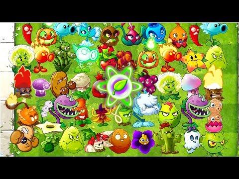 Every Premium Plant vs All Star Zombie Plants vs Zombies 2