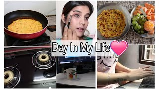 VLOG : A Busy day In My Life | Cooking/Editing/Filming/ Makeup/ Super Style Tips