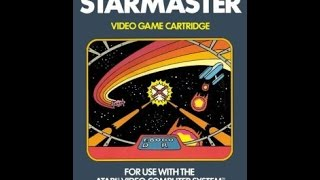 Favorite Atari 2600 Games of Willie! StarMaster!(Fun Space Combat game like Star Raiders for the Atari 2600! For more history on this game, tune in to the Atari 2600 Game By Game Podcast!, 2014-11-15T20:40:21.000Z)