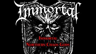 Immortal - Where Mountains Rise