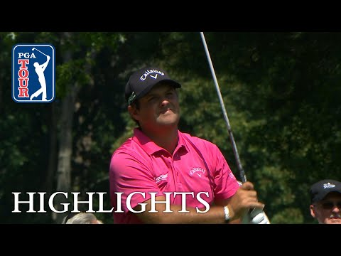 Patrick Reed extended highlights   Round 2   The Greenbrier