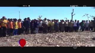Warga Kibarkan Bendera Di Perbatasan Nusa Tenggara Timur Dengan Timor Leste - NET16