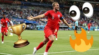 ENGLAND 2-1 TUNISIA - HARRY KANE ON 🔥🔥 (ft ALAN SHEARER GETTING MARMITE) | 2018 World Cup Vlog #4