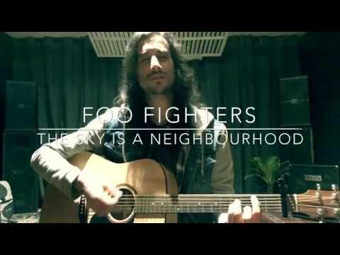 The Sky Is A Neighbourhood - Foo Fighters (Lakoudis)