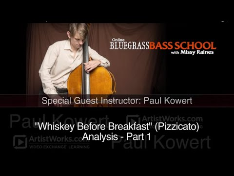 """Whiskey Before Breakfast"" (Pizzicato): Paul Kowert Guest Lesson"