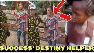 Meet Stephanie The Lady Behind Success' Viral Video  ||BukkyOTv