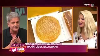 """TRT 1 - """"Pelin Çift ile İyi Fikir"""" Programı - Ahmet Bağran Aksoy (06.08.2018)"""