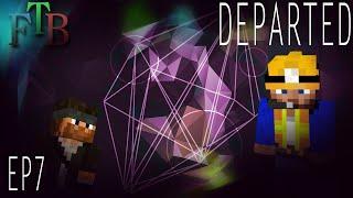 Blaze Spawner Attempt | FTB Departed Minecraft | Ep.7