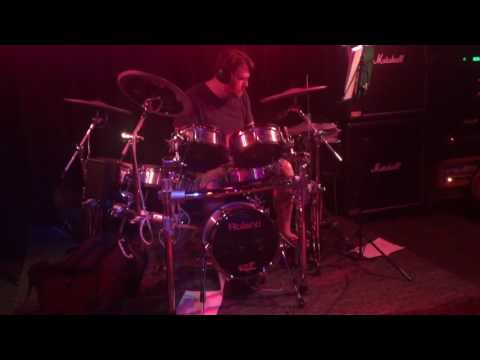Jacob Cooper Drum Solo with Identity Crisis