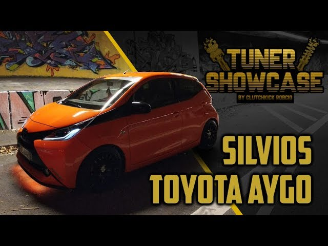 TUNER SHOWCASE | Silvio's Static Aygo