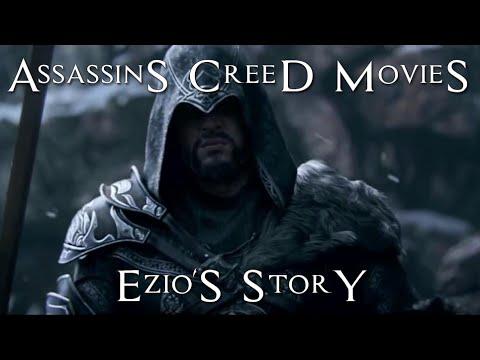 Ezio's story - Assassins Creed Movies - Assassins Creed 2 Brotherhood Revelations - Ezio Auditore