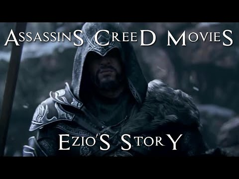 Ezios story  Assassins Creed Movies  Assassins Creed 2 Brotherhood Revelations  Ezio Auditore