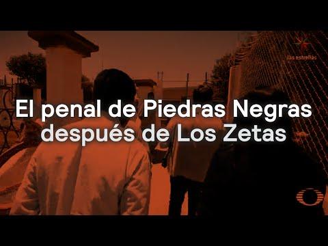 El penal de Piedras Negras que una vez controlaron Los Zetas - 10 En Punto con Denise Maerker