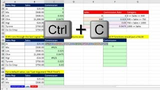 If functions in excel 2007 multiple ifs