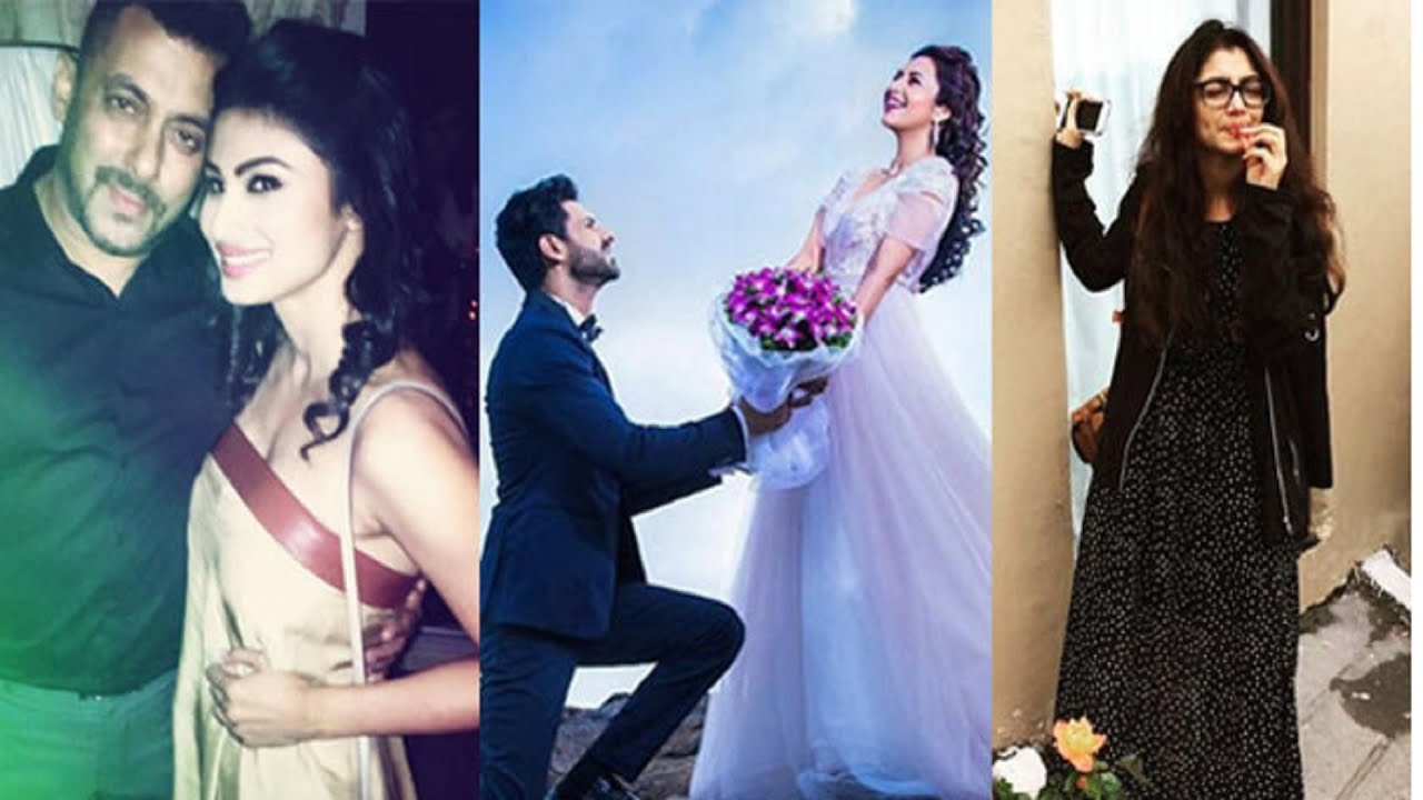 Divyanka Vivek Pre Wedding Photoshoot Mouni Roy S Fan Moment Best Of Tv Insta This Week You