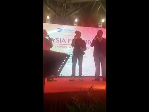 Usop Mentor di Singapore Expo (Permata  Cinta)