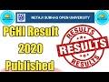 Pghi exam result 2020 published nsou pg exam result published ma in history result published mp3