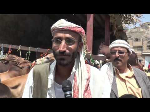 Eid al Adha preparations in Yemen