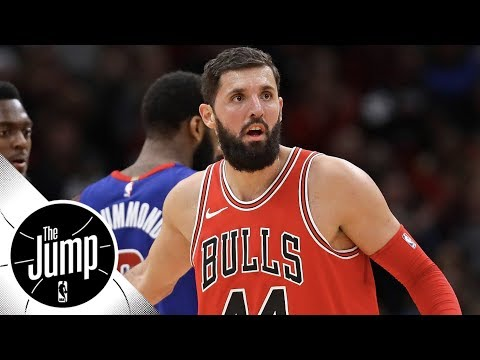 Bulls trade Nikola Mirotic to Pelicans | The Jump | ESPN