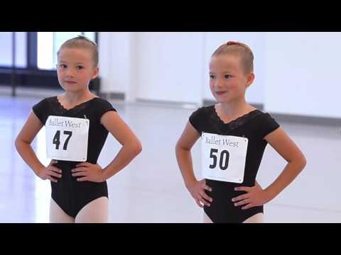 Nutcracker Auditions at Ballet West