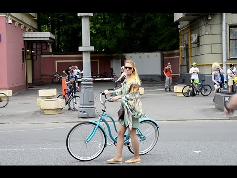 Has Cycling Taken Off in Moscow?