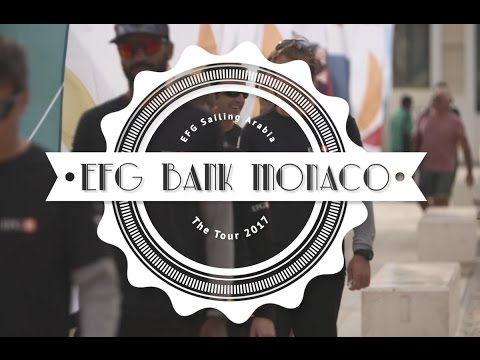 EFG Bank Monaco - EFG Sailing Arabia The Tour 2017