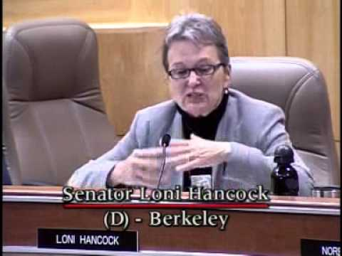 Senate Budget & Fiscal Review Committee (3 of 4)  2/16/2012