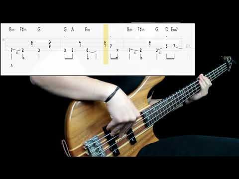 Ocean Alley - Confidence (Bass Cover) (Play Along Tabs In Video)