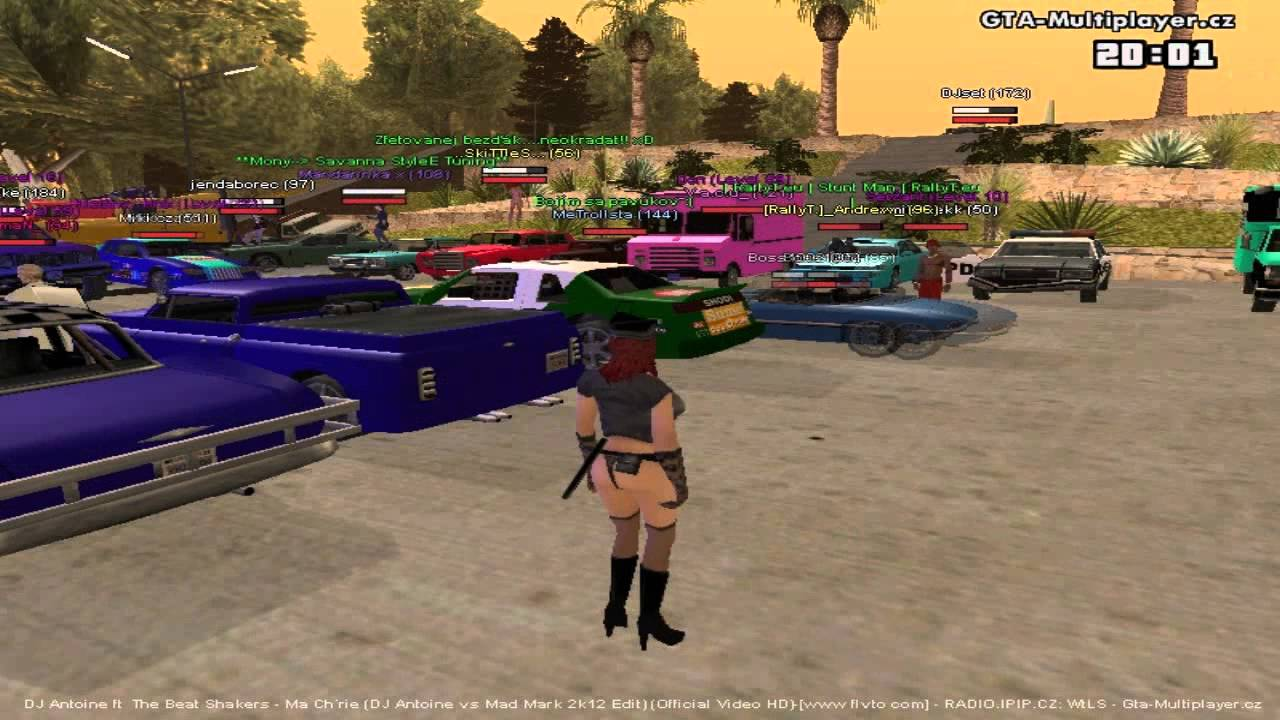 Download gta san andreas for PC in MB