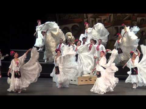 "Veracruz ""Fiesta De Tlacotalpan""... Ballet Amalia Hernandez"