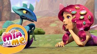 Мия и Я - 1 сезон 9 серия - Эльфы и драконы | Мультики для детей про единорогов
