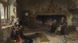 Obras comentadas: La reina doña Juana la Loca, de Francisco Pradilla y Ortiz, (1906)