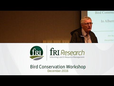 Variation in Bird Communities Throughout Alberta | Jim Schieck