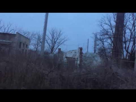 Заброшенные здания в городе Сальске!