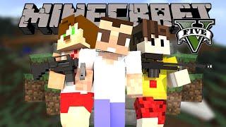 Minecraft   Grand Theft Auto V (GTA V)   Trevor Mal Var Mı ?
