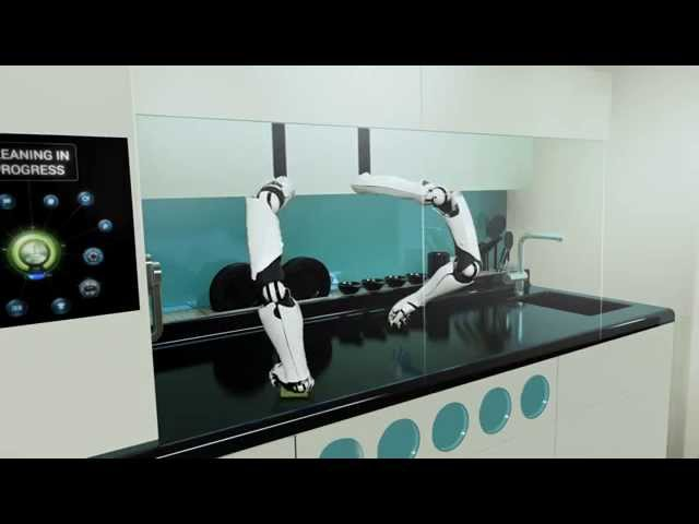 The World's First Robotic Kitchen – TV Commercial