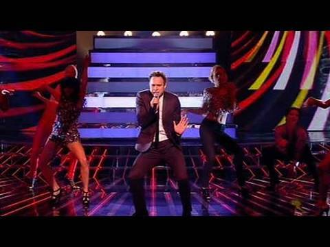 The X Factor 2009 - Olly Murs: Twist and Shout - Live Final (itv.com/xfactor)