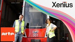 ARTE Xenius - Straßenbahn, heute und morgen