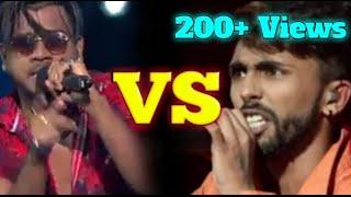 King Rocco Vs M Z Bella   Moment hai Vs Underground    MTV Hustle    Insane Rap battle   
