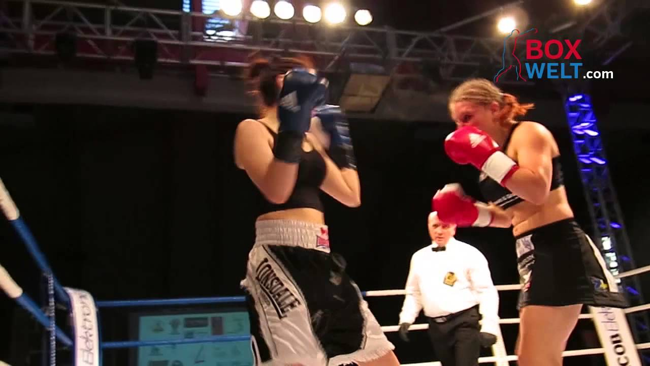 Verena kaiser vs vanja lakic youtube for Blow out karlsruhe