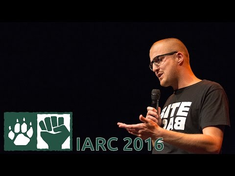 "Jo Dirix -  ""Are you a climate vegan?"" - the environment, a matter of intersectionality (IARC 2016)"