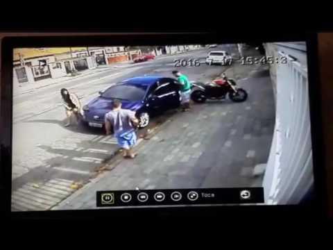 robbery in Rio de Janeiro , violence live video / Assalto em vila valqueire margaridas