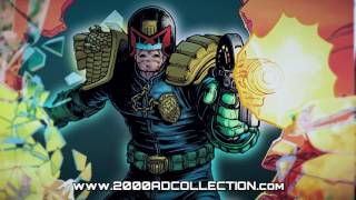 2000 AD: The Ultimate Collection