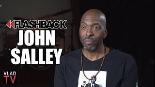 John Salley Addresses Pistons Walking Off Court Against Bulls in Playoffs (Flashback)