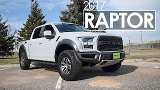 2017 Ford Raptor | First Drive & Overview | Everyday Test Drive
