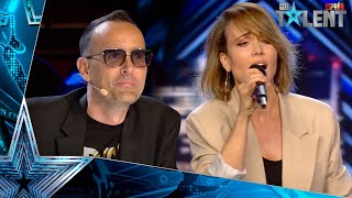 HISTORIC: The proof of love that has allowed Ely to compete | Auditions 6 | Spain's Got Talent 2021