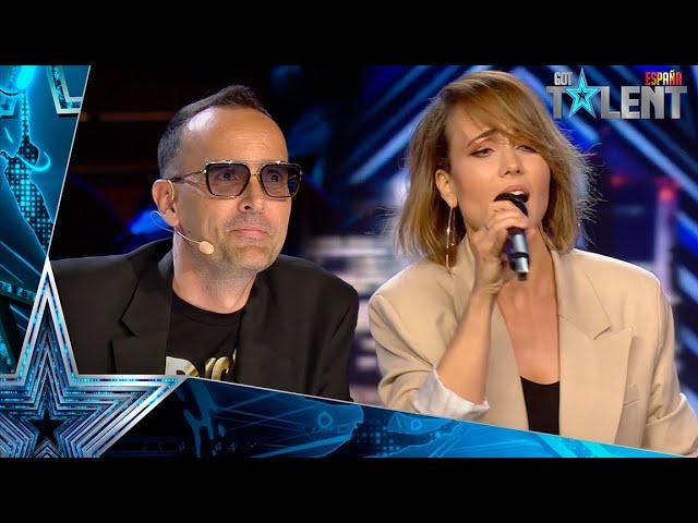 Histórico: La PRUEBA DE AMOR que permitió a Ely concursar   Audiciones 6   Got Talent España 2021